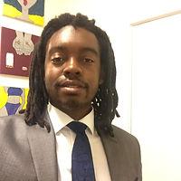 black male professional