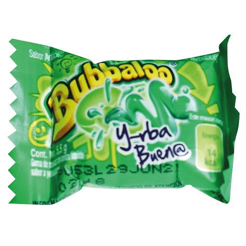 Bubbaloo Yerba Buena