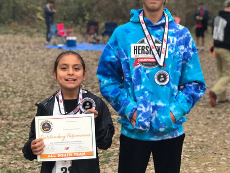 Foot Locker Cross Country Championships South Regional 2019
