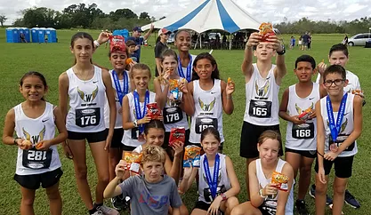 Winners of the MS FLYRA State Meet 2019
