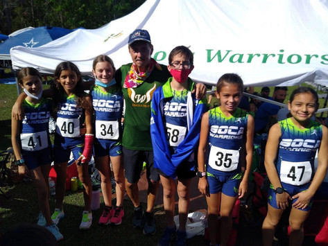 Warrior kids are going to Middle School States !