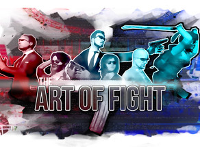 The Art of Fight | 4vs4 Fast-Paced FPS