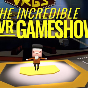 The Incredible VR Game Show