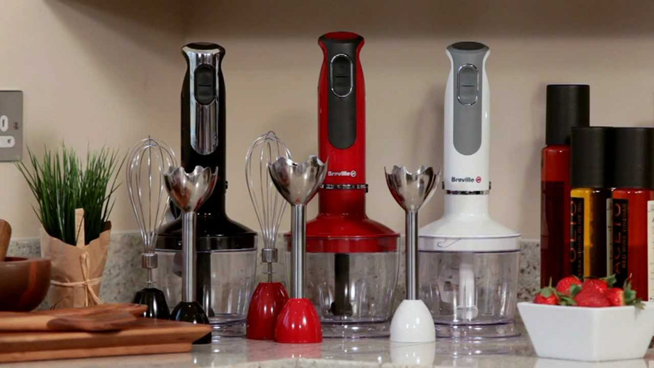 TOP 5 FACTS ABOUT BLENDERS