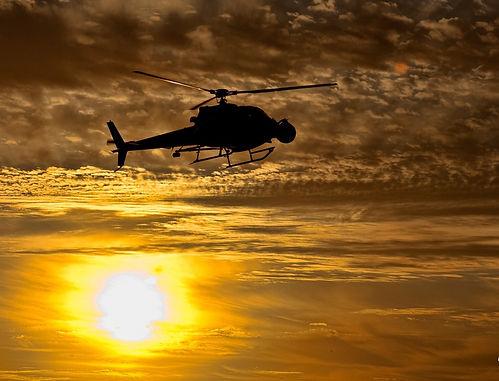 Helicopter fullerton