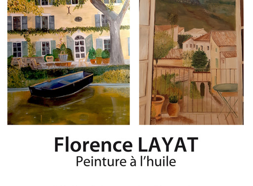Exposition Florence Layat ->7/11