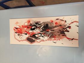 peinture acrylique créativité