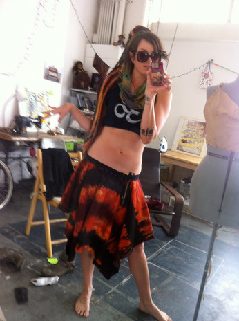 Fire Skirt