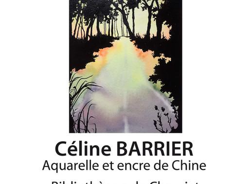 Exposition Céline Barrier 17/01->11/3