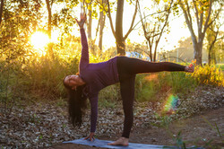 yoga roma classes with Helen Eames