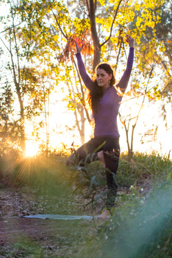 yoga roma qld with Helen Eames