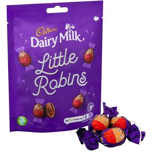 Cadbury little robins chocolate