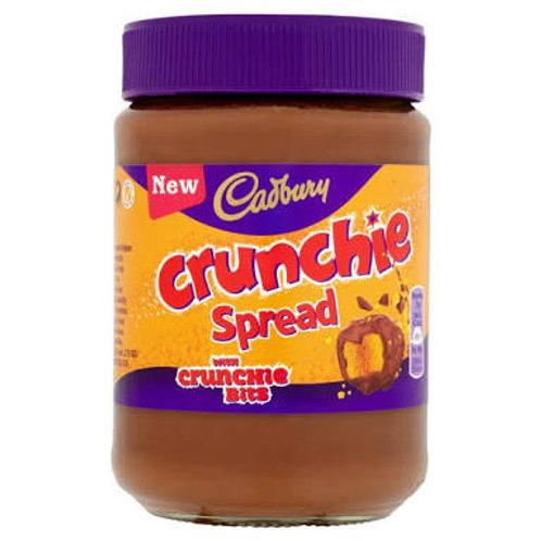 Cadbury crunchy spread 400 g