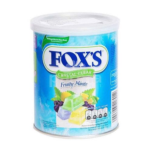 Fox's fruity mints candy
