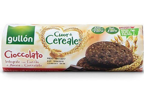 Gullon Chocolate & Cereals Biscuits