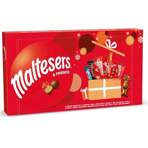 Maltesers & friends chocolate box