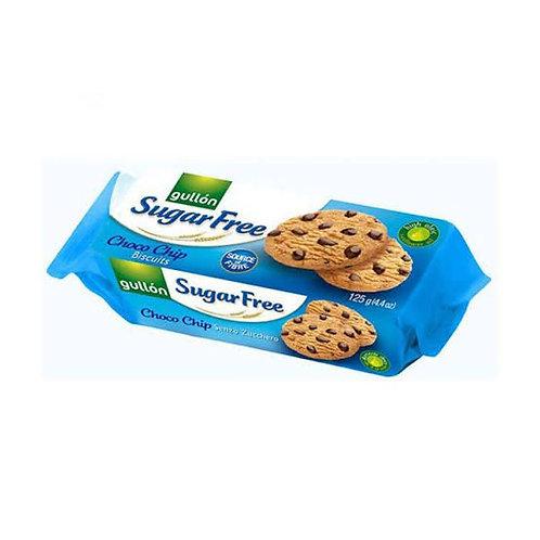 Gullon choco chips cookies sugar free