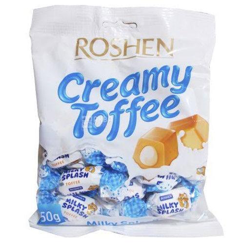 Roshen creamy toffee