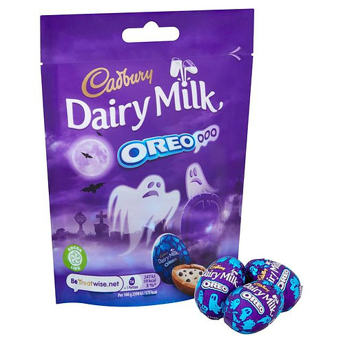 Cadbury dairy milk oreo mini eggs
