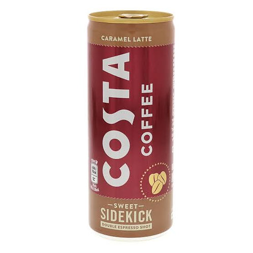 Costa Caramel Latte