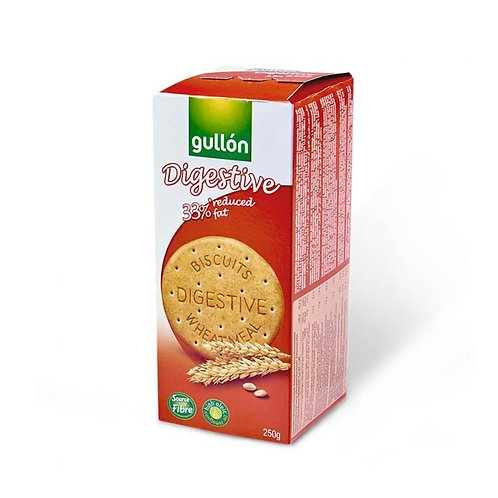 Gullon digestive 33% reduced fat