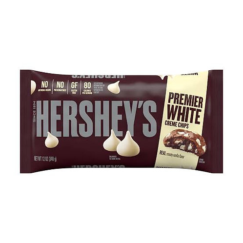 Hershey's creamy chocolate chips