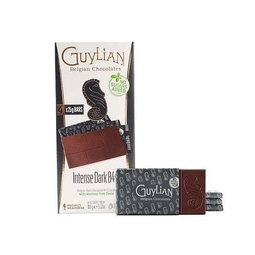 Guylian dark chocolate with stevia