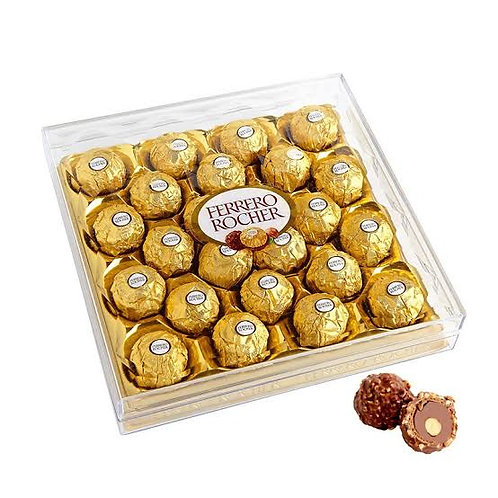 Ferrero Rocher box