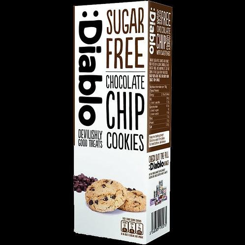 Diablo chocolate chips cookies sugar free