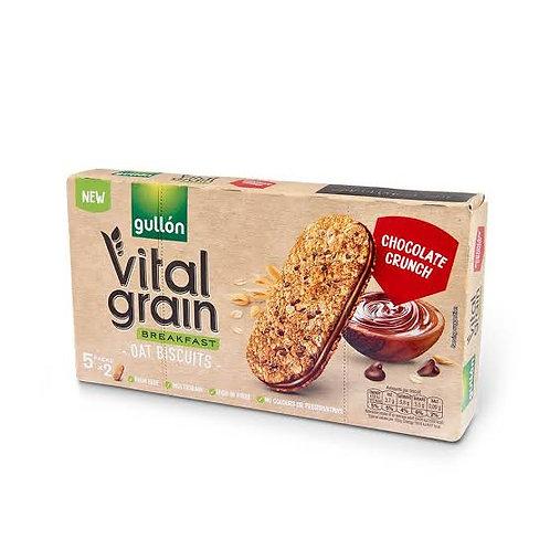 Gullon Biscuit filled with hazelnut flavoured Vitalgrain