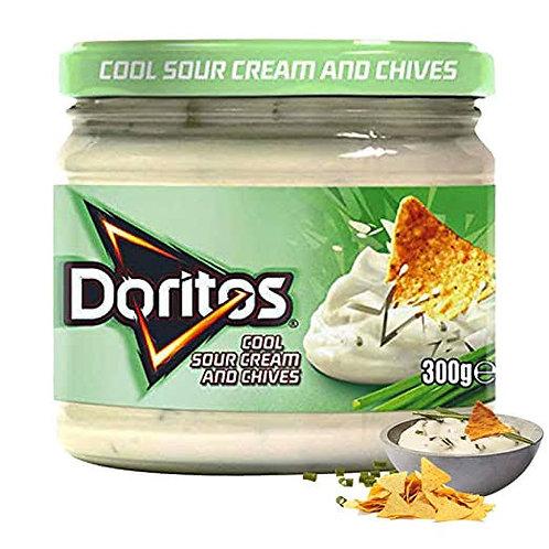 Doritos cool sour cream dip