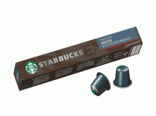 starbucks decaf espresso roast capsuls