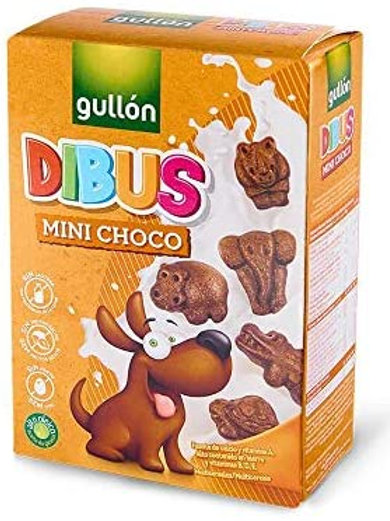 Gullon Cookies Dibus Mini Cacao