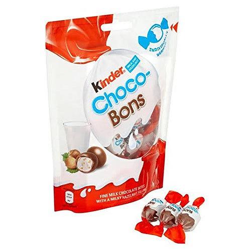 Kinder choco bons bag