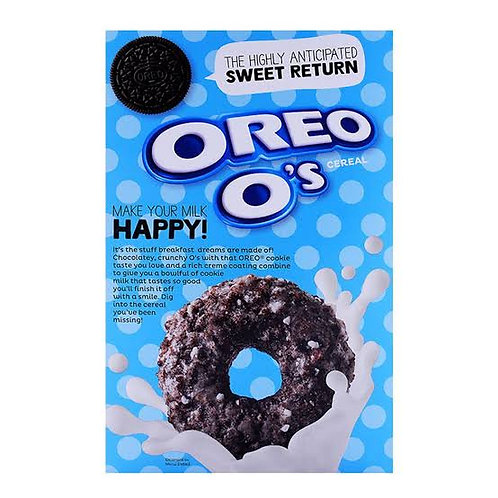 Oreo's cereals