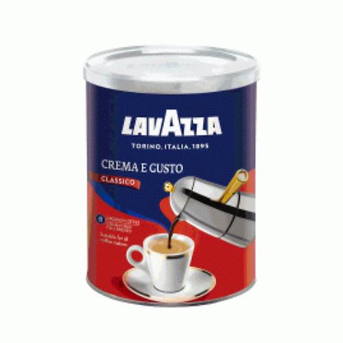 lavazza gusto espresso ground coffee