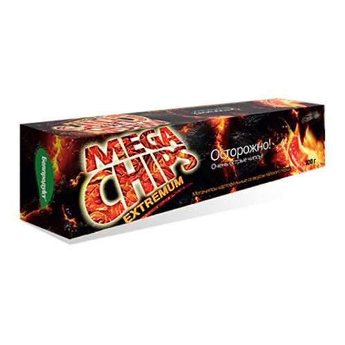 Mega chips extreme with thai pepper flavor