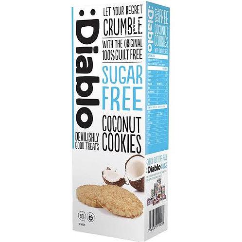 Diablo coconut cookies sugar free