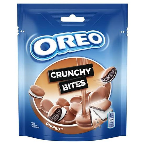 Oreo crunchy Bites bag