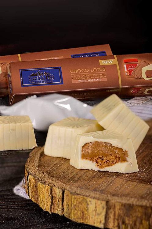 Choco Lotus White Chocolate