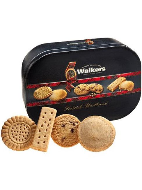 Walkers Assorted Shortbread Keepsake