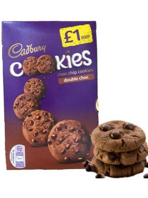 Cadbury cookies extra chocolate