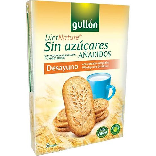 Gullon breakfast biscuits sugar free