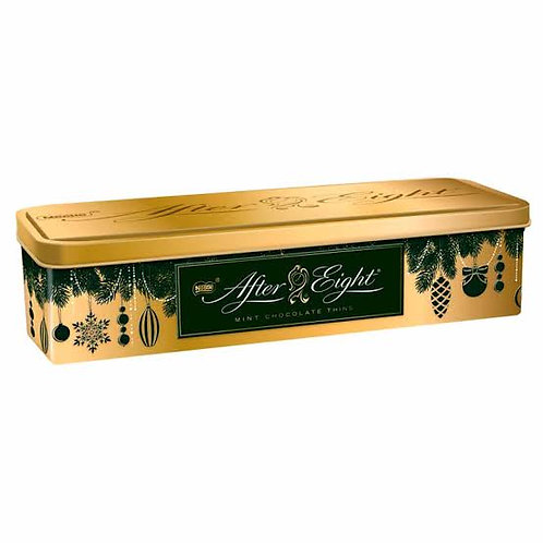 After eight 400 g box