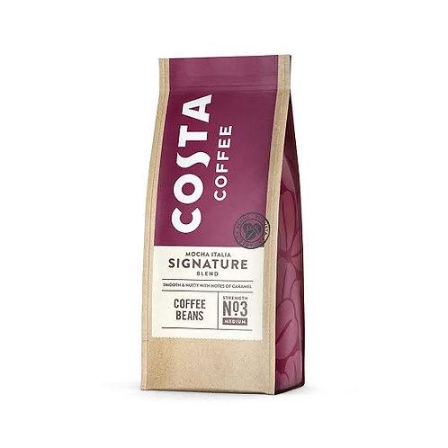 Costa coffee whole bean Mocha italia