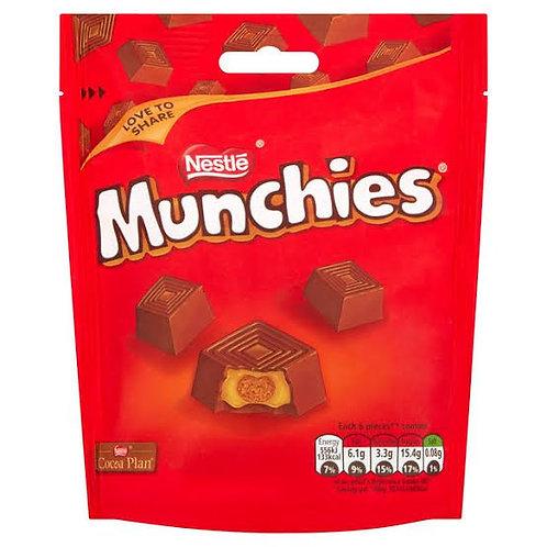 Munchies chocolate bites