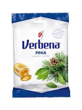 Verbena pinia herbal candies with vitamin C 60g