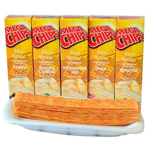 Mega chips potatoes