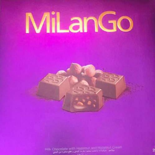 Milango Hazelnut chocolate