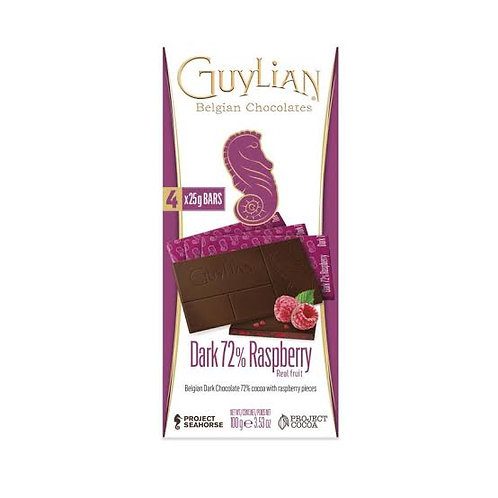 Guylian Raspberry dark chocolate